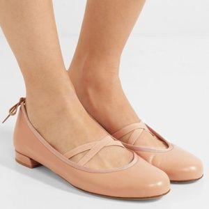 Stuart Weitzman Bolshoi Ballet Flat 9